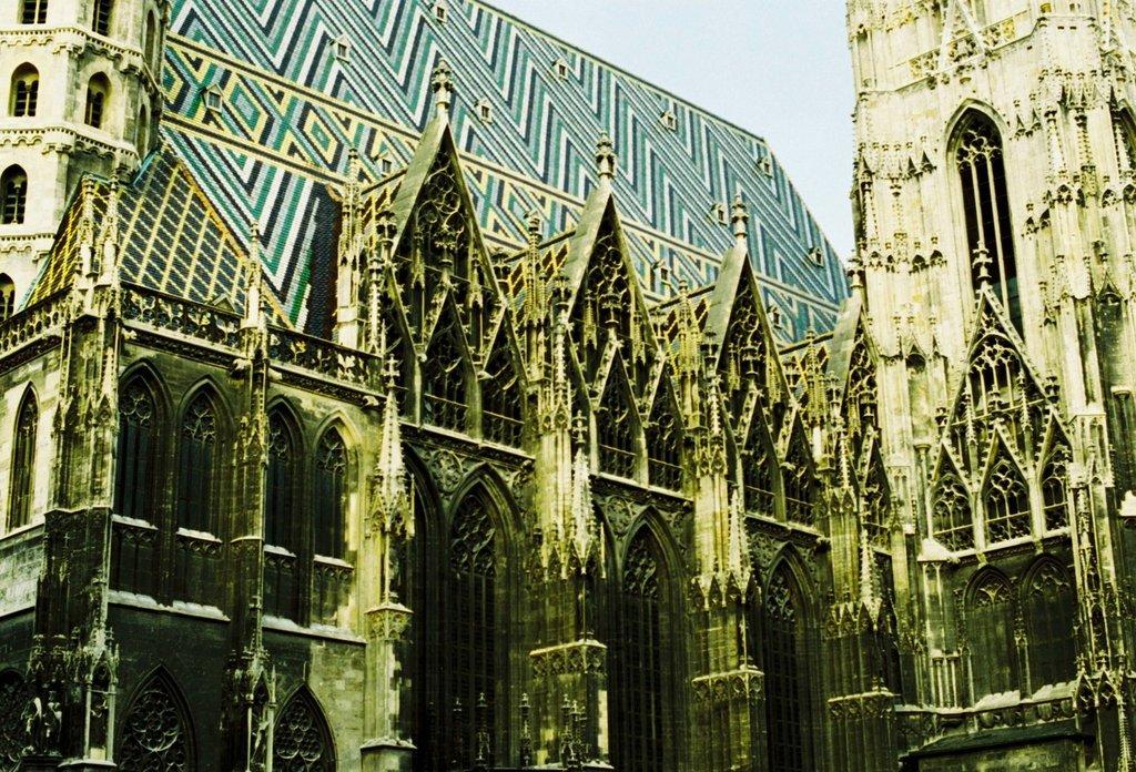 シュテファン大聖堂@Vienna