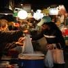 キムチ売りのオムニ