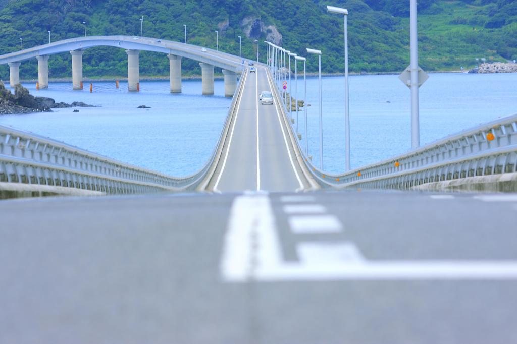 角島の風景