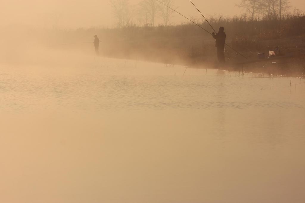 霧の釣り人 Ⅱ