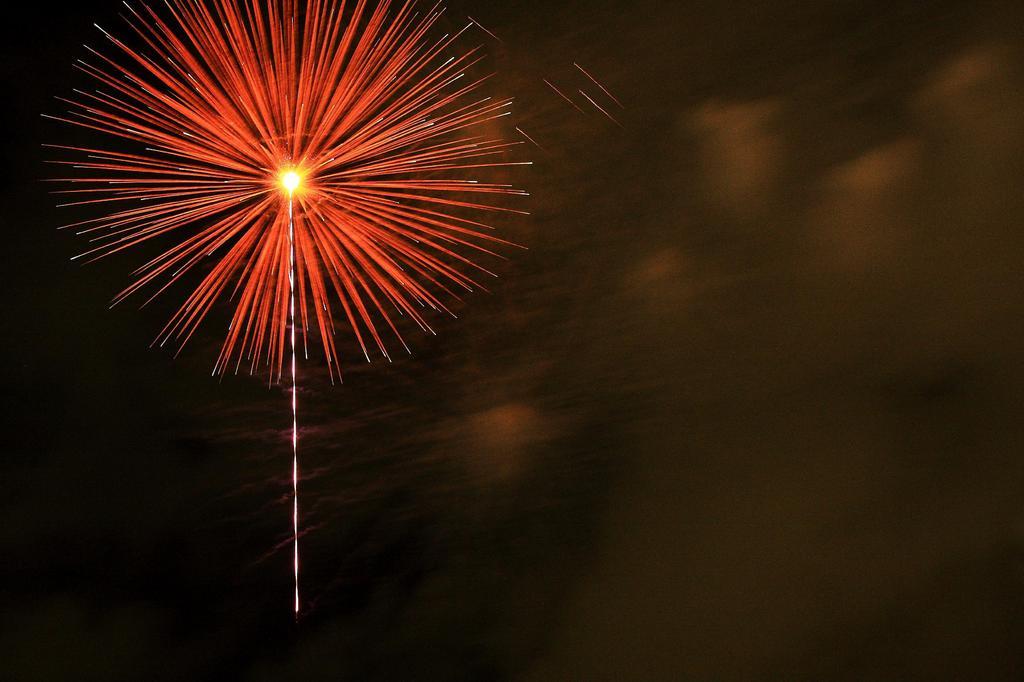 長崎の花火