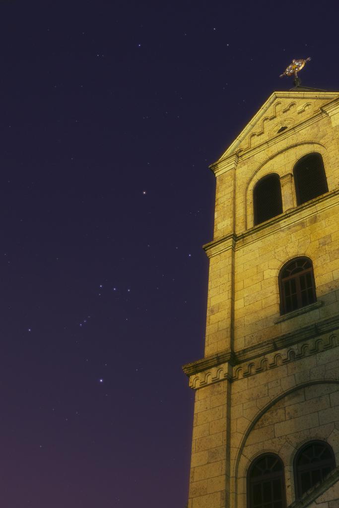 教会の夕べ
