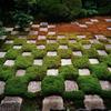京都・庭園・規則性