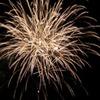 輪島の花火大会。2012年6月2日