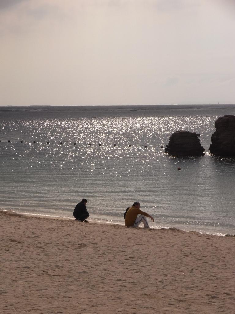 沖縄 サンセットビーチ