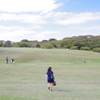 緑の丘にて