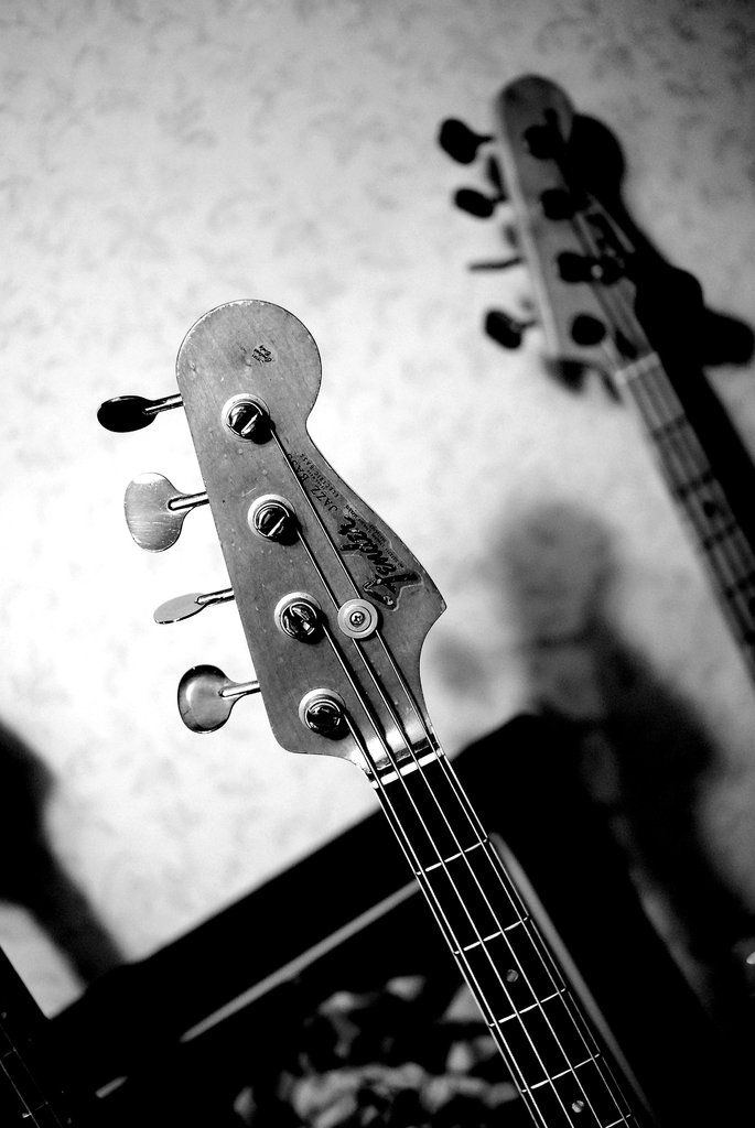 Head('66 Fender Jazzbass)