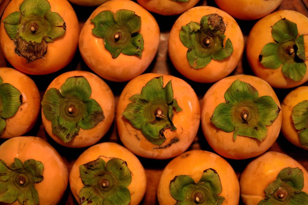 柿・柿・柿