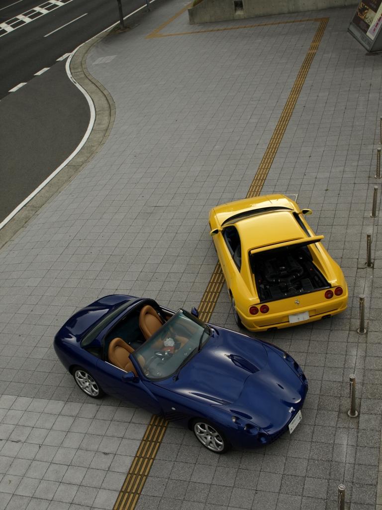 Ferrari & TVR