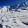 初冬の立山