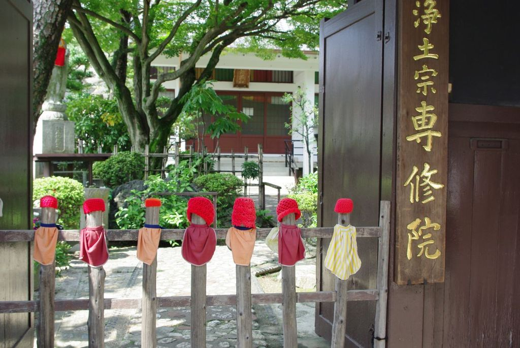 お寺の入り口