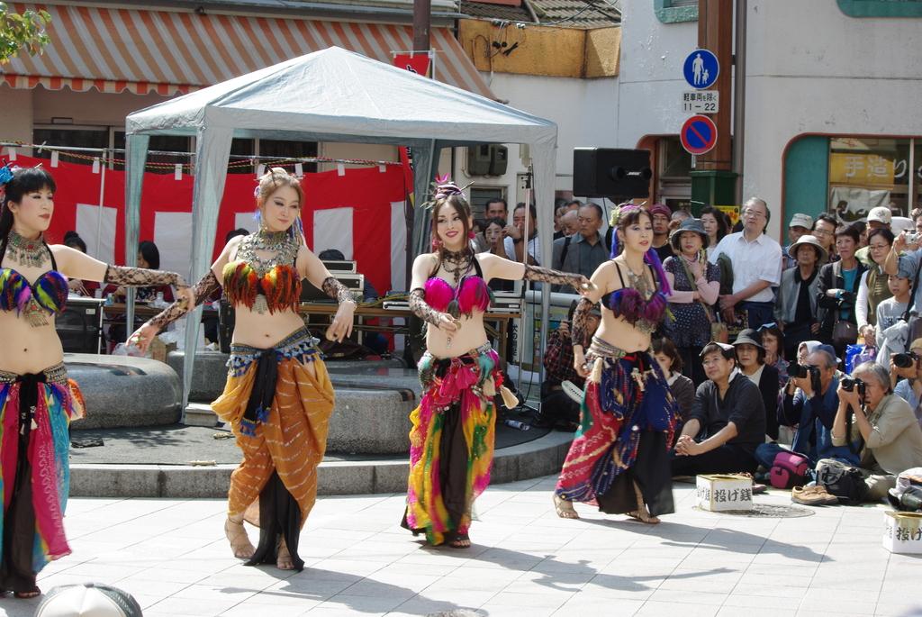 大須大道町人祭