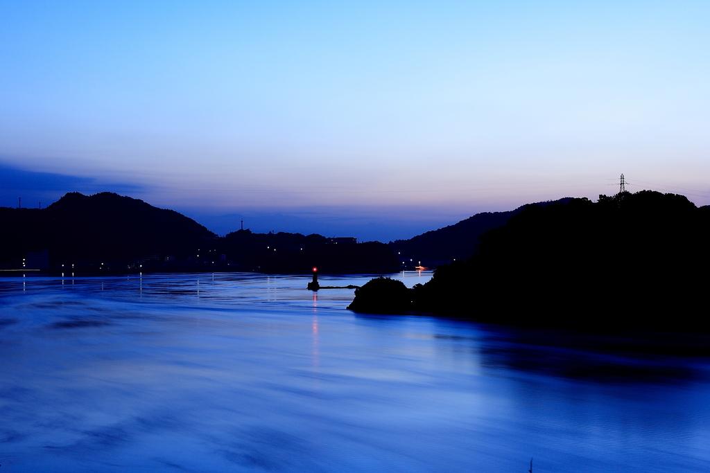 船折瀬戸の夜明けⅡ