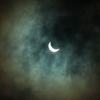 部分日食 in 広島