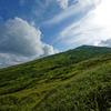 緑の大地 青い空
