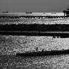 須磨海岸の午後