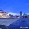母港で NIGHT STAY