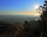 地蔵岩で見たかった日の出