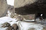 大黒岩から見たゴンドラ
