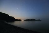 満天の熊野灘