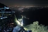 標高差1,180mの夜景