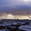 立ち込める暗雲