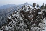 ゴンドラから見た大黒岩