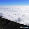 富士スバルライン海岸