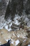 冬のキレット