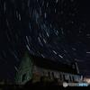テカポ湖で星グルグル