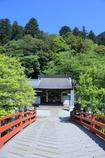 青空の室生寺