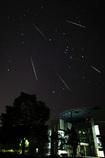 オリオン座流星群 未来予想図