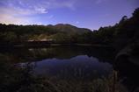 宵闇の秋景