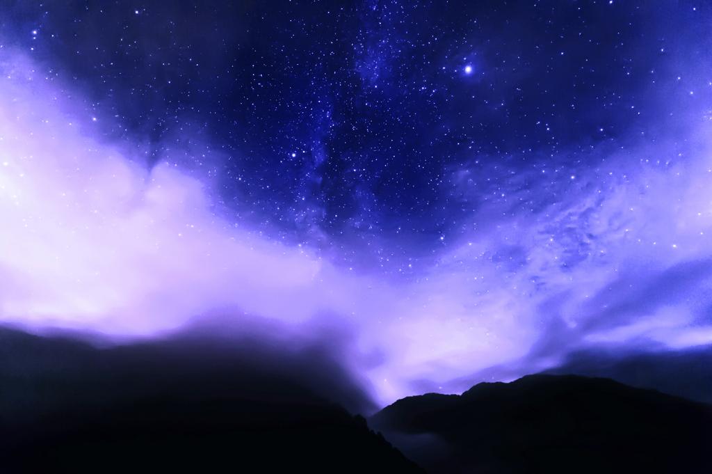 銀河の羽衣