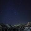白川郷の夜空