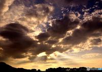 もくもくも雲、木曜日