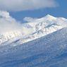 NIKON NIKON D90で撮影した風景(山のスロープがお気に入り 富良野から望んで)の写真(画像)