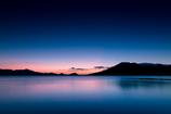 支笏湖 夜明け前
