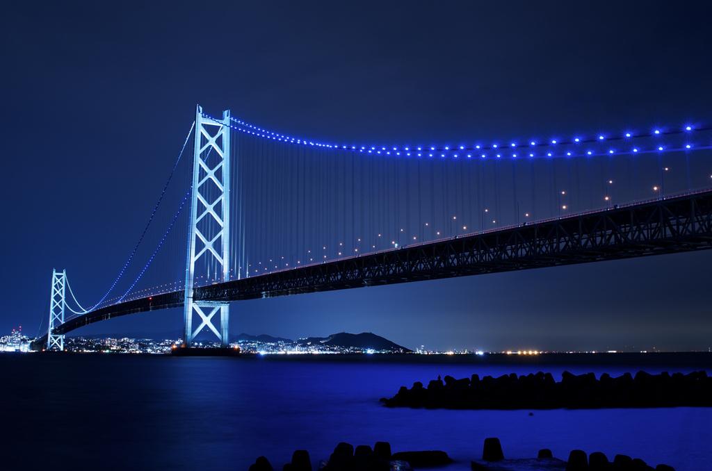 明石海峡大橋 by ブタゴリラ777 (ID:2129783) - 写真共有サイト ...