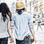 恋人たちの街角