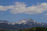 遅春の八ヶ岳