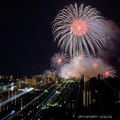 ninjinの松江百景 水郷祭 7