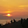 ninjinの松江百景 夕陽 宍道湖 1