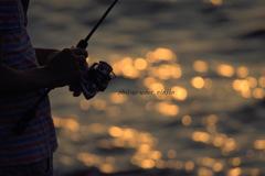 伯耆の国散歩 港の夕景 1