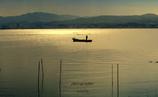 ninjinの松江百景 湖面の煌めき1