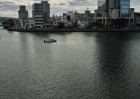 松江百景 ある夏の朝 宍道湖2