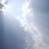 太陽VS雨雲