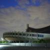夜の体育館