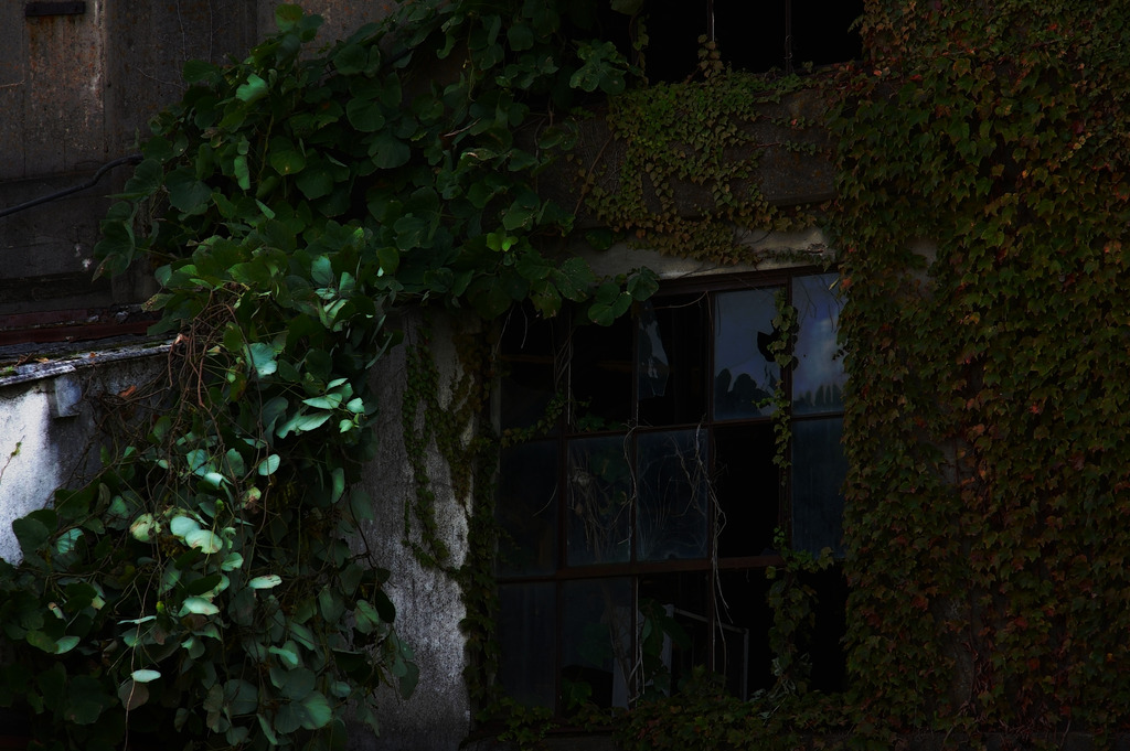 豊後森機関庫