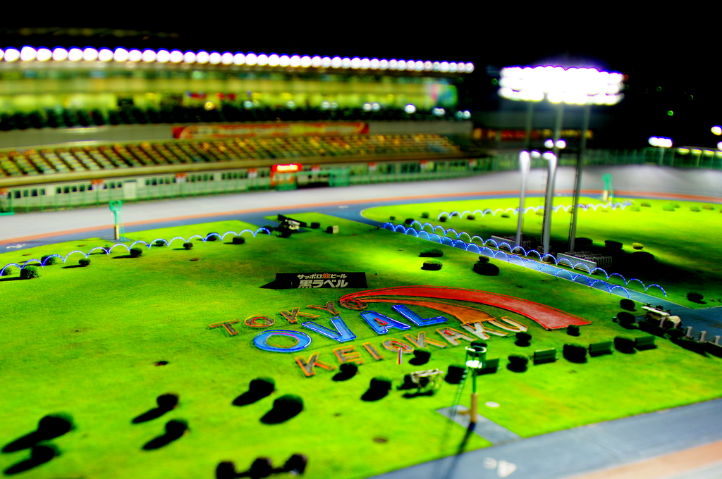 TOKYO OVAL